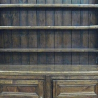 Large Irish dresser 1780's with loads of character