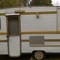 champion caravan for sale