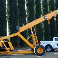 New Conventional HYDRA 14 14T MOBILIFT TYPE PICK AND CARRY CRANE
