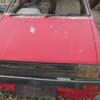 Nissan langley breaking for parts