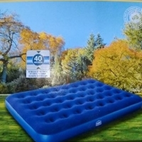 CAMP MASTER INFLATABLE DOUBLE BED