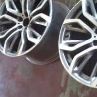 21'' BMW M/sport Mags available now