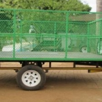 M.1. ALL PURPOSE/FURNITURE TRAILER