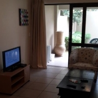 Fully furnished 1 bed unit with garden in Shimbali - Sunninghill