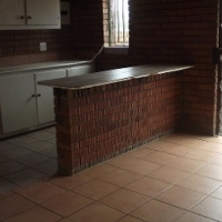 neat clean 1 bedroom flat on ground floor for rent Bloemfontein Estoire