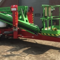NiftyLift 210,Trailer Mounted Cherry Picker,21m Working Height