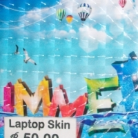 """Laptop Skins 15"""" Many Difference Styles Available...Stock Price for 10+"""