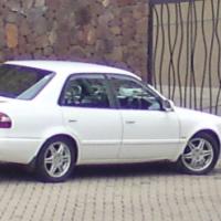 TOYOTA RXI 2000