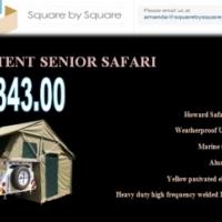 Trailer Tent Safari