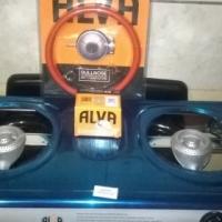 Alva 2plate gastove and regulators - Brand new