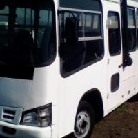 Isuzu 25 Seater Bus