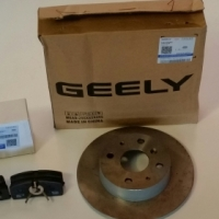 Geely New Spares