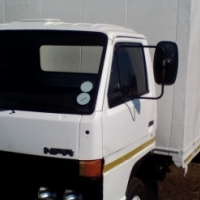 Isuzu NPR close body