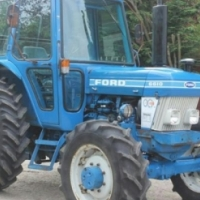 1985 ford 6610 4wd