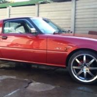 Mazda rx7 rotary