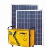 Solar Generator -1000Watt-Power TVs, Computers, Lights