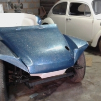 Vw Beach buggy project
