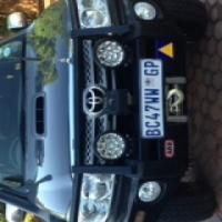 Fortuner 4x4 D4D Auto