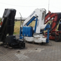 Various Truck mounted cranes for sale..excellent prices!!