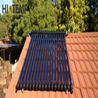 Annlin West Pretoria Evacuated glass tube Solar Solution Installed