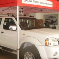 2016 NP300 2.4I Hi-Rider Double Cab with roof rails and rubberrising and R60 000 Cash back.