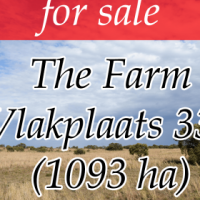 For Sale The Farm Vlakplaats 353 - North-West (1093ha) - Make an Offer