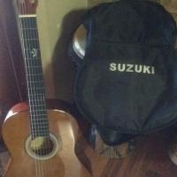 Keybord and Guitar