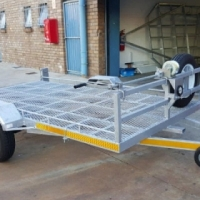 Quad or Golf Cart Trailer for Sale in George