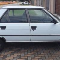 Renault 9 TSE 1984 model
