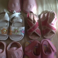 2nd hand bby gal shoes 4 sale