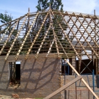 Harvey thatch, thatching, fire Proofing