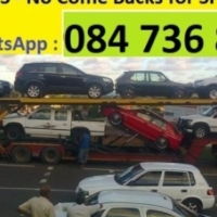 WANTED! CARS & BAKKIES DEAD OR ALIVE