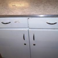2 Door Kitchen Cabinet S019940F #Rosettenvillepawnshop