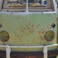 1975 Split Window Pickup for Restoration