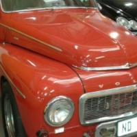 Volvo 1962 PV 544 B18