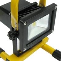 10W 12V RECHARGEABLE LED FLOOD LIGHT