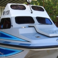 Arrowhead Cabin Boat with EXTRAS!