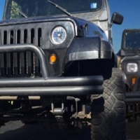 Jeep Wrangler YJ Headlights