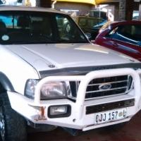 Ford ranger 4.0xle 4x4 auto