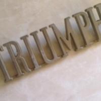 Truimph: name