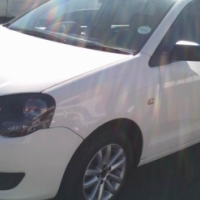 VW Polo Sedan 1.6 Engine Capacity 2013 Model, 5Doors, Factory A/C, C/D Player, Central Locking, Whit