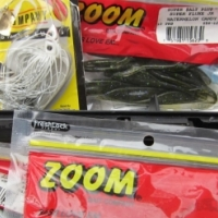 Bass fishing rods - Nexave AX88MH2 rod + Predator convergence rod + Lures