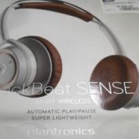 Plantronics BackBeat Sense Smart Wireless Headphone