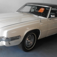 1969 Ford Thunderbird with Suicide Doors