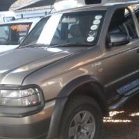 FORD RANGER 4000 V6 4X4 SUPER CAB 2005