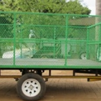 A.1. ALL PURPOSE/FURNITURE TRAILER 750kg