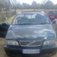Volvo C70 for sale or swap with a small car.
