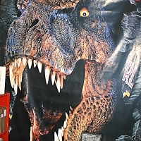 Wall-Size Poster of Jurassic Park - The Lost World
