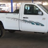 2011 Mazda BT 50 2.6 LWB 4x4