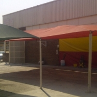 Commercial Business Erf to Let Kempton Park for Car Wash, Trailer business